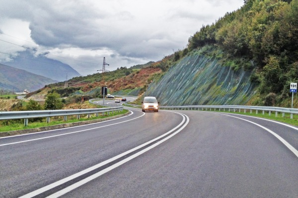 Construction of Dames-Tepelene section of north-south corridor